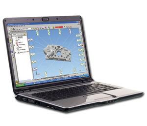 paquete de software de filmación de inspección / de medición / 3D