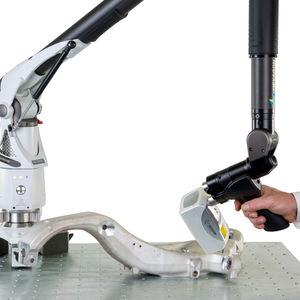 brazo de medición 3D portátil