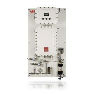 analizador de vapor / de presión / integrable / compacto