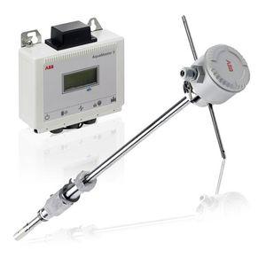 caudalímetro electromagnético / para agua / de inserción / IP68