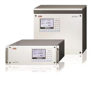 analizador de oxígeno / de gas de proceso / de concentración / de conductividad térmica