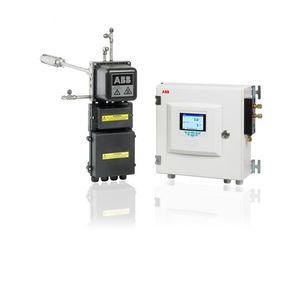 analizador de oxígeno / de gas de combustión / de monóxido de carbono / de combustión