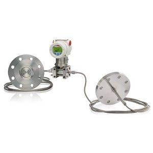 transmisor de presión absoluta / diferencial / de membrana / analógico