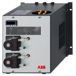 refrigerador de gas / para muestras / compacto / de acero inoxidable