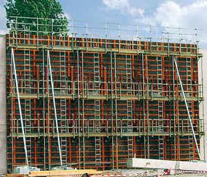 plataforma de trabajo