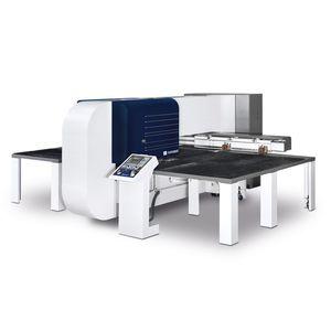 punzonadora automática / CNC / servoeléctrica / para chapa metálica