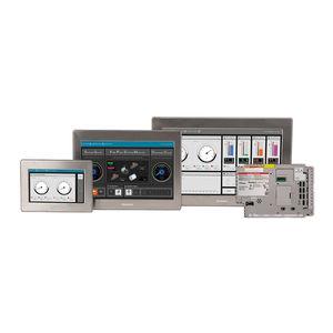 terminal HMI con pantalla táctil / empotrable / CANopen / ATEX
