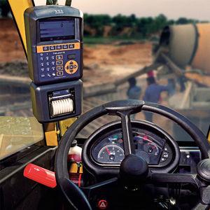 sistema de pesaje embarcado para camiones