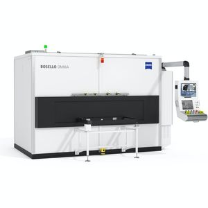 máquina de control de rayos X
