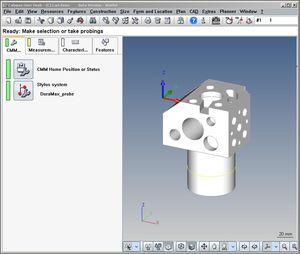 software de metrología