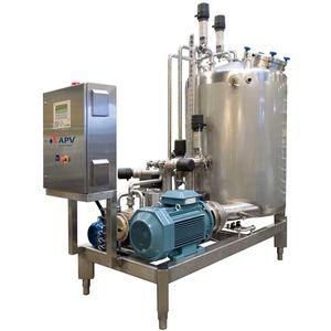 mezcladora de rotor y estator / batch / de polvo / para la industria química