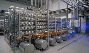 planta de nanofiltración de membrana