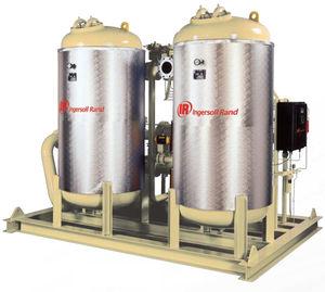 secador de aire comprimido por adsorción regenerados por el calor de compresión / de alta eficacia