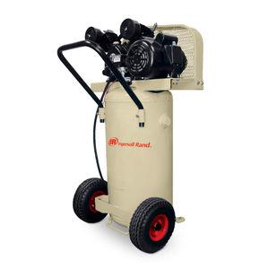 compresor de aire / con ruedas / con motor eléctrico / alternativo