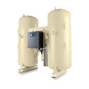 secador de aire comprimido por adsorción / de alta eficacia / calor externo