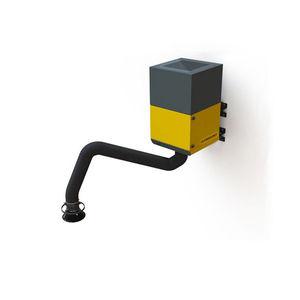 extractor de humo estacionario / de soldadura / con filtro seco