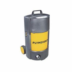 extractor de humo transportable