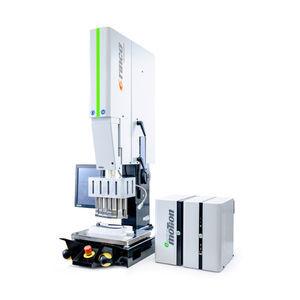 máquina de soldar por ultrasonidos / AC / servoaccionada / ISO