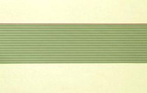 cable eléctrico plano / de cobre / libre de halógenos / para la electrónica