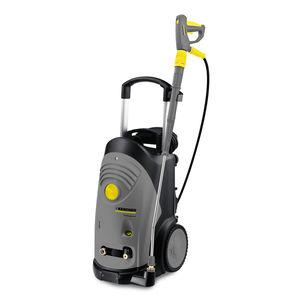 limpiador de agua fría / trifásico / móvil / de alta presión