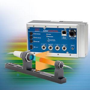 sensor de medición de color RGB