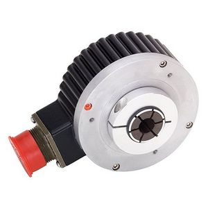 encoder rotativo incremental / óptico / de eje hueco / cerrado