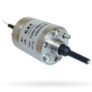 giratoria de fibra óptica compacto