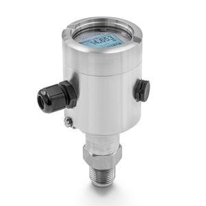 transmisor de presión relativa / diferencial / absoluta / de membrana