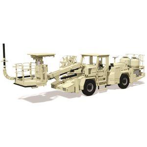 vehículo de transporte carga de explosivo cargadoras de NAFO