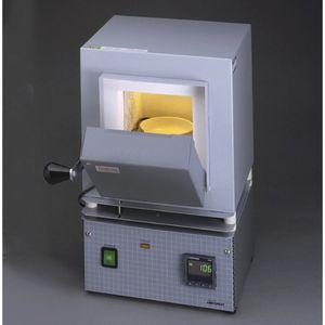 horno tratamiento térmico / de mufla / eléctrico / industrial