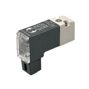 electroválvula de control directo / de 3/2 vías / NC / aire