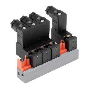 electroválvula de control directo / de 3/2 vías / NC / NA