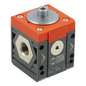regulador de presión para aire / monoetapa / de precisión / neumático
