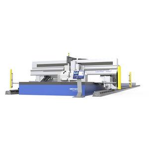 máquina de corte de gran formato / para metal / láser CO2 / de chapa