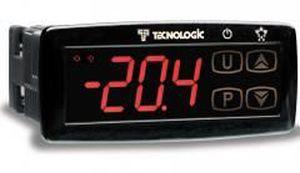 controlador de temperatura digital / con pantalla LCD / para sistema frigorífico