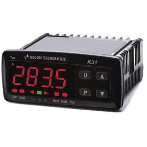 regulador de temperatura digital / doble visualizador led / programable / PID