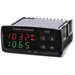 regulador de temperatura doble visualizador led / programable / PID / IP65