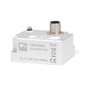 amplificador de carga / de medidas / acondicionador / electrónico