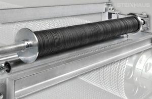 rascador para cinta transportadora de acero