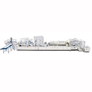 máquina para fabricar bolsas de plástico