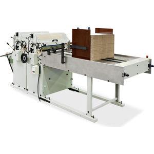 prensa flexográfica de 2 colores
