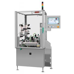 máquina de etiquetado automática