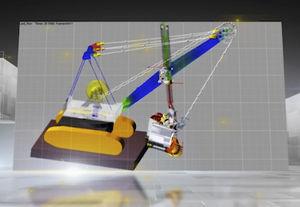 software simulación de movimientos