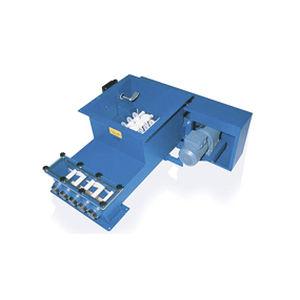 dosificador volumétrico / de tornillo / de sólidos / continuo