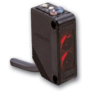 sensor fotoeléctrico de reflexión directa