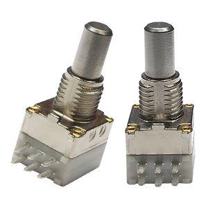 interruptor de codificación / rotativo / unipolar / DC