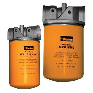 filtro hidráulico / con cesta / instalado / baja presión