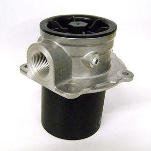 filtro hidráulico / de cartucho / compacto / de montaje vertical