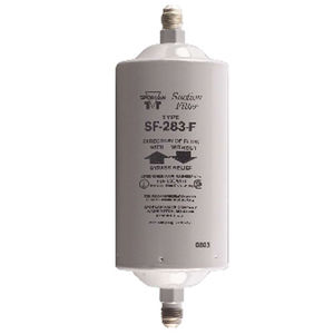 filtro secador de aspiración / de aire / para climatización / para sistema frigorífico