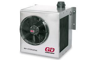 refrigerador de líquidos / para la industria agroalimentaria / para la industria química / para productos a granel